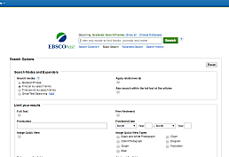 EBSCOhost Databases